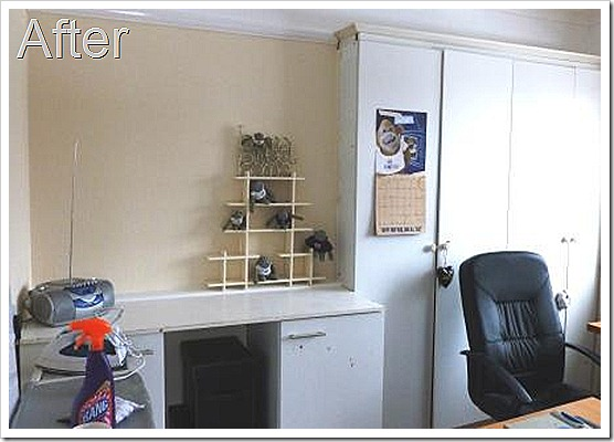 Revamped Craft Room