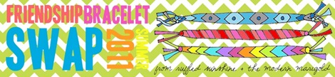 friendship bracelet swap banner
