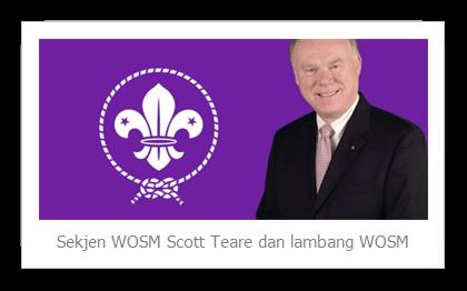 Mengenal Wosm (Organisasi Kepanduan Sedunia)