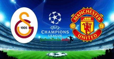 Galatasaray vs Manchester United Liga Champions