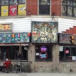 Sneaky Dee's in Toronto in Toronto, Ontario, Canada