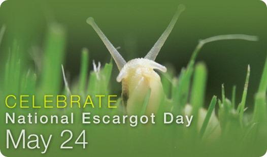 escargot day