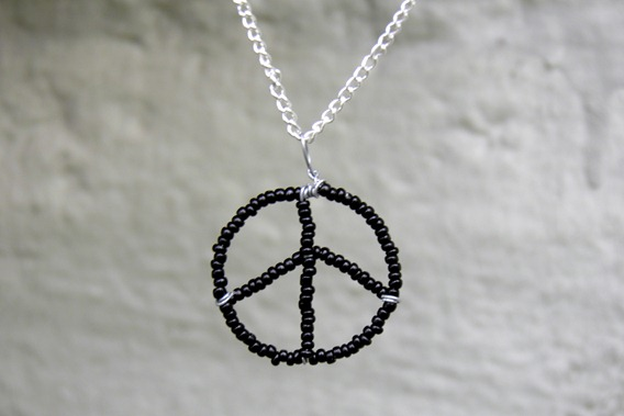 RB PEACE NECKLACE 1