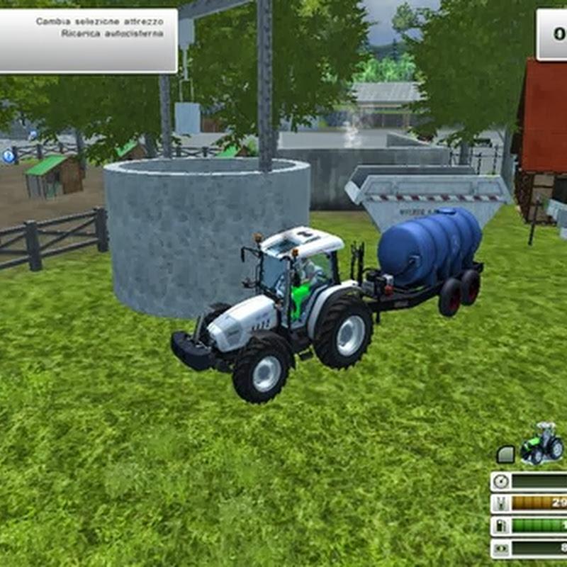 Farming simulator 2013 - Pozzo antico con funzione v 1.0