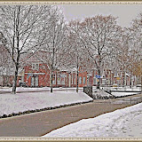 Winters Pekela - door de ogen van Bartje Weering