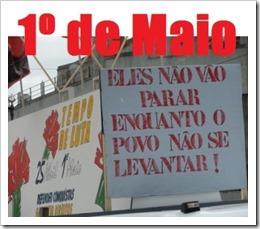 História do 1º de Maio. oclarinet 2013.