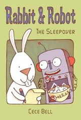 rabbit and Robot The sleepover