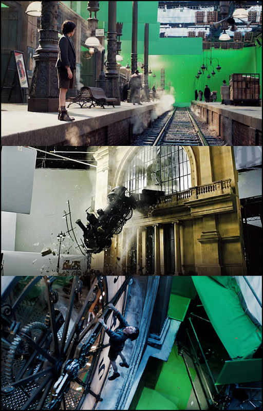 Hugo Visual Effects