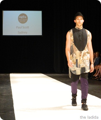 Paul Scott - AGFW Fashion Show 2012 (1)