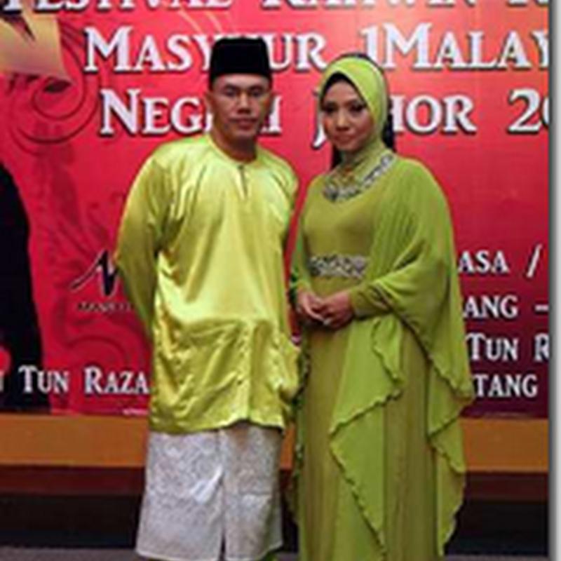 Noraniza Idris Akhirnya Bergelar Isteri Kepada Bilal Masjid