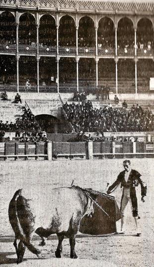 1903-03-15 Madrid Coruche Clerito en el 1º 001
