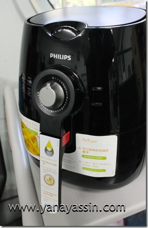 Philips Viva Collection Airfryer HD9225  129