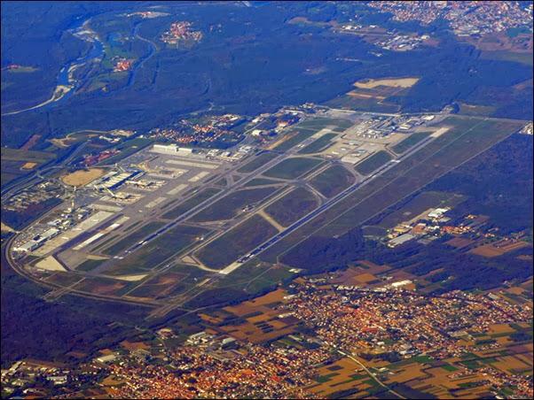 مطار ميلان
