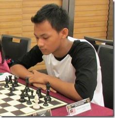 Mohd Faizal b Roslan, MAS