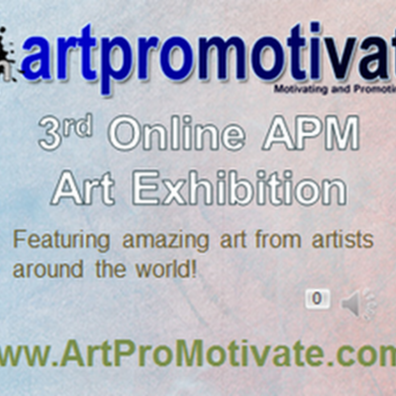 Third Exhibition of Artists for Youtube Promotion
