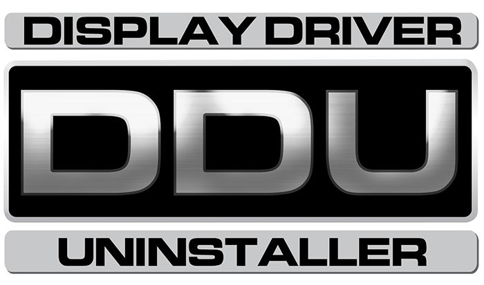 Display Driver Uninstaller (Ekran kartı sürücüsünü temizleyin)