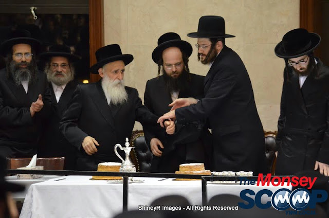 Lechaim For Daughter Of Satmar Rov Of Monsey - DSC_0068.JPG