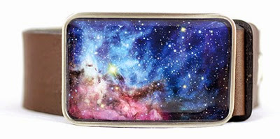 Stardust Belt Buckle from My Belt Buckle