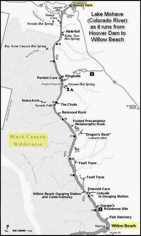 Black Canyon-Lake Mohave