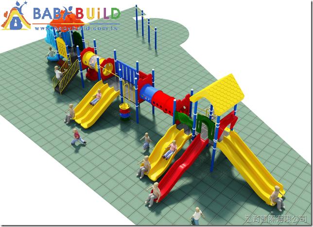 Babybuild 新勢國小企劃案