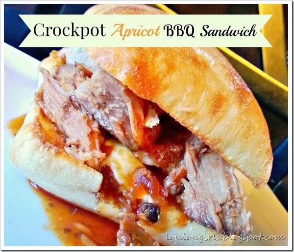 crockpot apricot sandwich