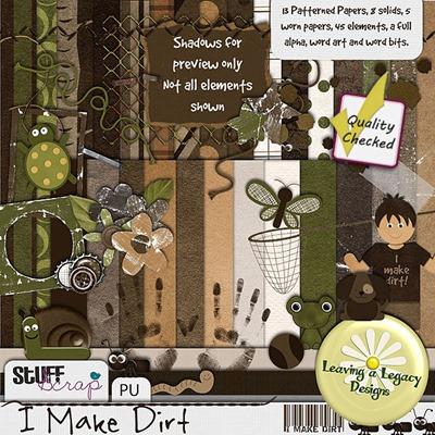 I Make Dirt