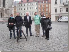 Filmaufnahmen in Regensburg 002
