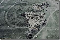 08-06 074 800X arkaim vue aerienne fouilles