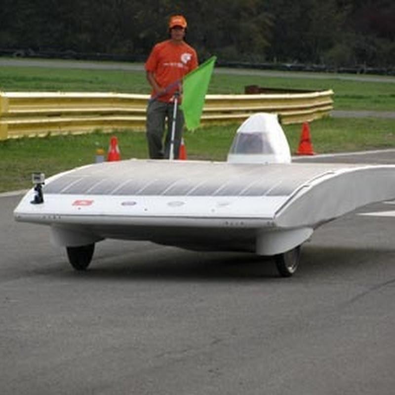 Antakari lidero la primera jornada de la carrera de autos solares Atacama Solar Challenge 2011