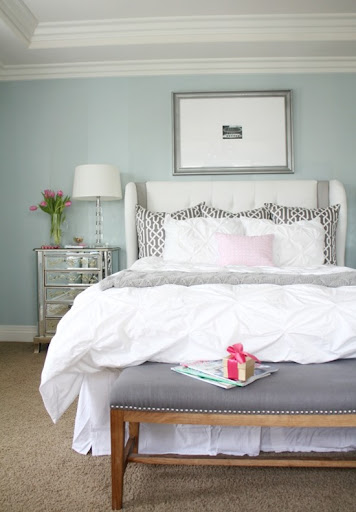 Nice Master Bedroom Bedding