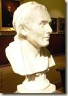 Rousseau portant le bandeau de l'immortalité