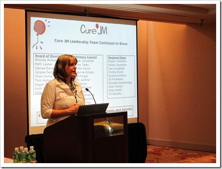 cure jm chairman