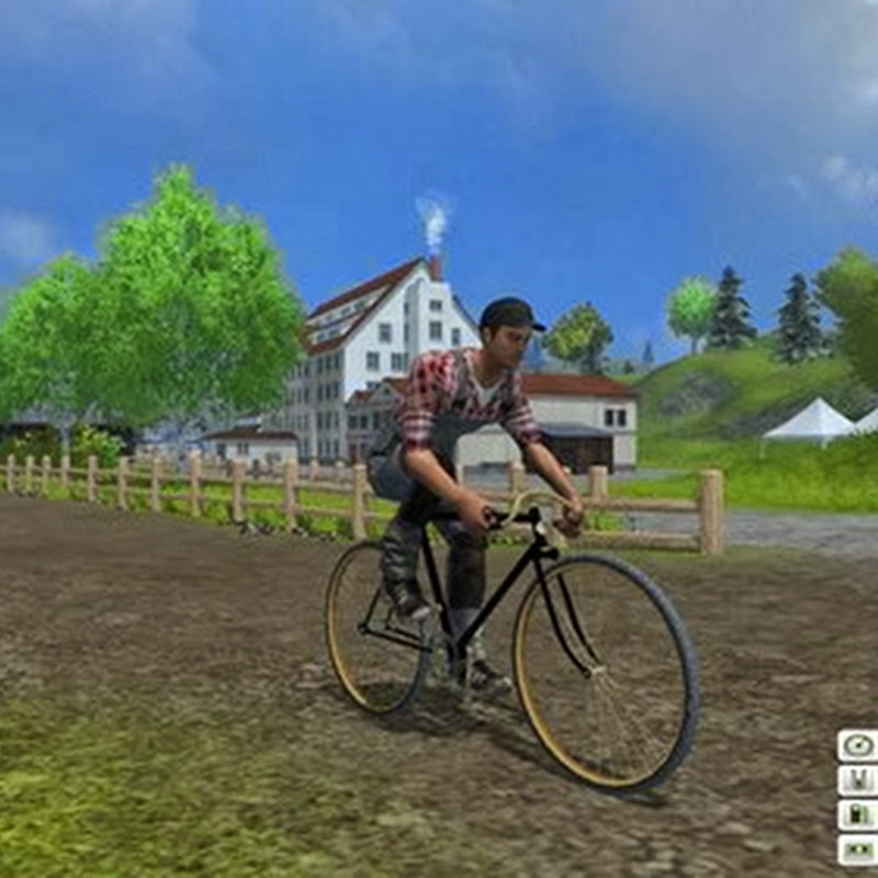 Farming simulator 2013 - Wright St Clair 1898 v 1.0