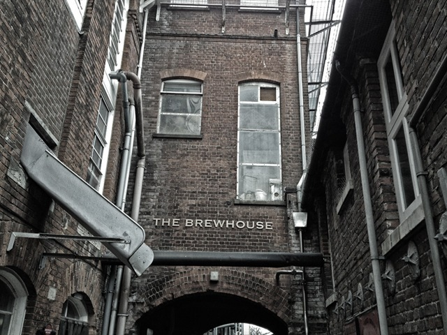 The Brewhouse at Shepherd Neame