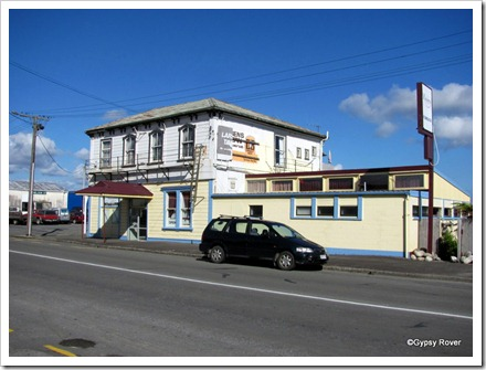 Yet another old hotel building in Westport