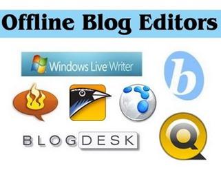 6 Aplikasi untuk Melakukan Aktifitas Ngeblog Secara Offline