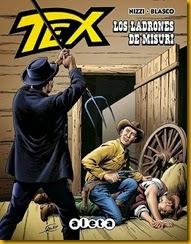 Tex 15 portada