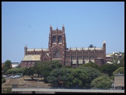 Australia, Newcastle, Cathedral, December 2012 (1)