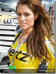Paddock Girls Hertz British Grand Prix  17 June  2012 Silverstone  Great Britain (12)