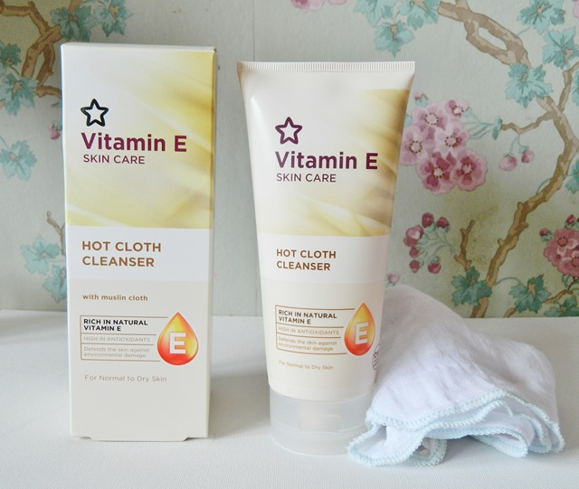Superdrug Hot Cloth Cleanser