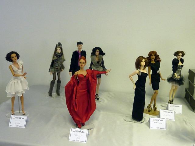 Madrid Fashion Doll Show - Jamie Show BJD 6