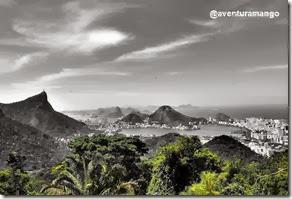 Rio de Janeiro a partir da Vista Chinesa