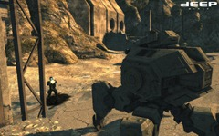 Screenshot of Deep Black title by Russian developers Biart Studios
