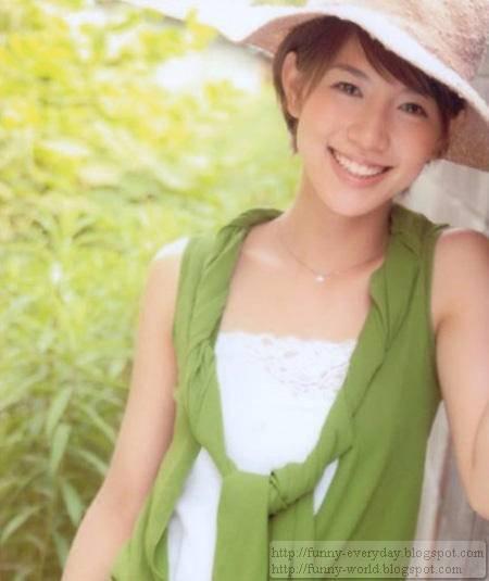 御茶園 綠茶求職妹 川瀨未和子 (4)