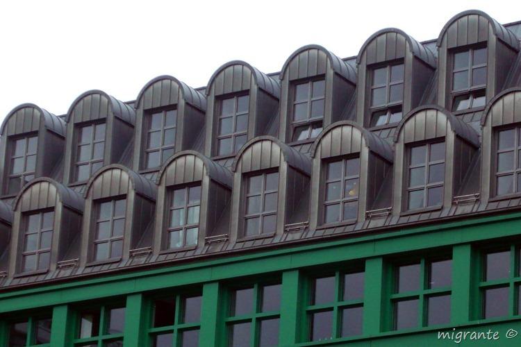 buhardillas - aldo rossi en berlin