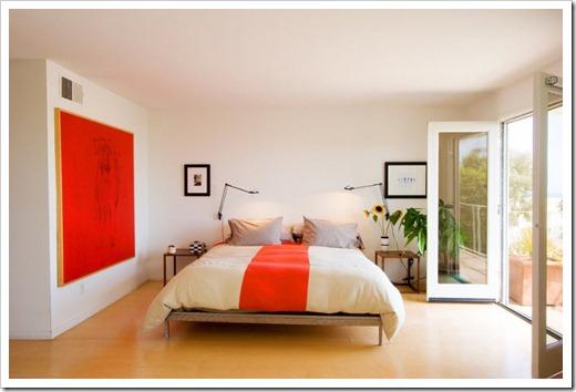 Ruang Tidur Penuh Warna Yang Menenangkan