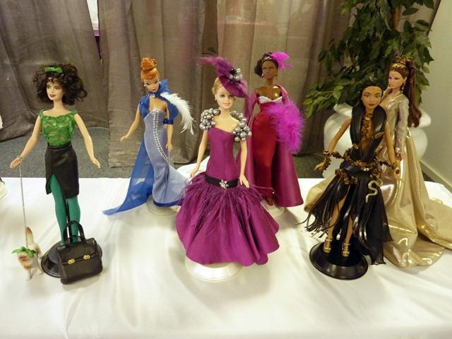 Madrid Fashion Doll Show - Barbie Artist Creations 2