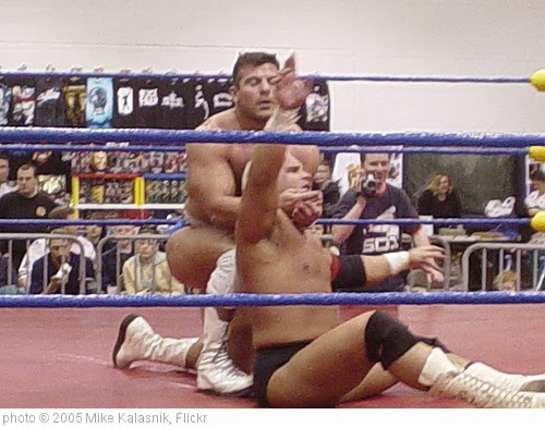 'Matt Striker vs Chris Candido' photo (c) 2005, Mike Kalasnik - license: https://creativecommons.org/licenses/by-sa/2.0/