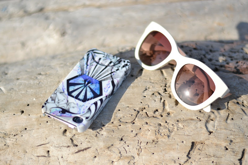 Zara, Zara Sunglasses, Iphone 4S Cover, Iphone 4S, Cover, Iconemesis, Iconemesis Cover