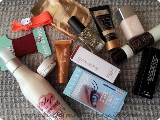 giveaway beauty box